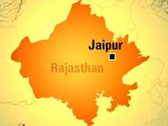 Jaipur: Ten persons injured in road mishap