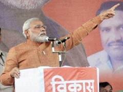 CBI is Congress's cure-all, says Narendra Modi at Chhattisgarh rally