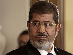Egypt's Mohamed Morsi: from palace to prison