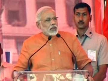 If need be, will die for you, says Narendra Modi: Highlights