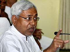 "Terrorists in a way helped BJP's ""otherwise flop"" Patna rally: Nitish Kumar"