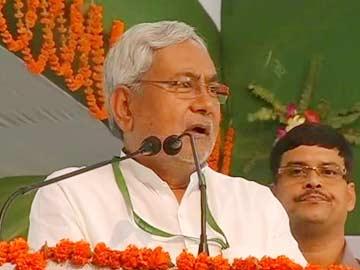 Nitish Kumar acting like 'dehati aurat' against Narendra Modi: BJP leader