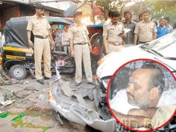 Pune: Drunk driver runs amok on Jangali Maharaj Road