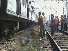 4 railway employees run over by train in Maharashtra
