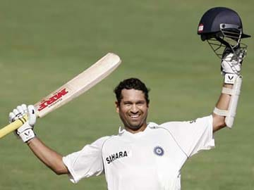 People throw stones at you and you convert them into milestones: Sachin Tendulkar