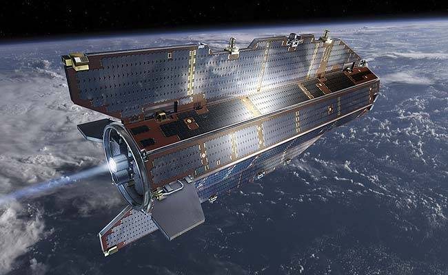 Satellite will fall to Earth, but no one's sure where