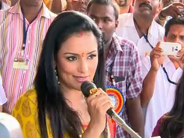 What actor Shweta Menon said about MP allegedly molesting her