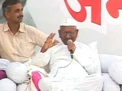 If you think Lokpal Bill has shortcomings, fast for it: Anna Hazare to Arvind Kejriwal