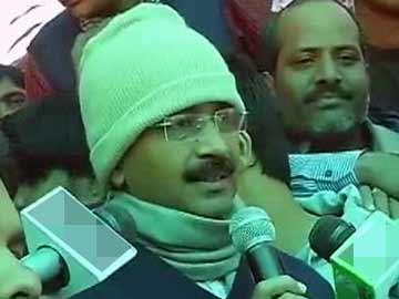 Delhi: DTC staff reach Arvind Kejriwal's house to demand permanent jobs