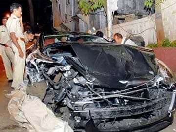 Mumbai: Cops hoping CCTV will reveal who was driving Aston Martin