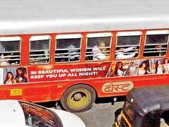 Mumbai: 'Strip vulgar ads off BEST buses'
