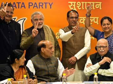 'One vote, one note' for BJP's Narendra Modi-for-PM campaign across India