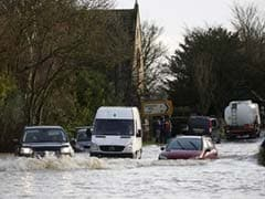 Storms leave 50,000 UK homes without power