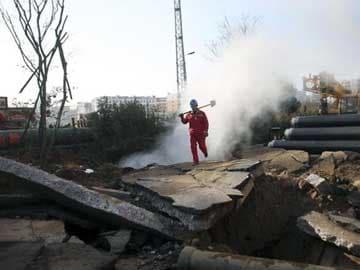 China pipeline blast exposes risks of urban sprawl