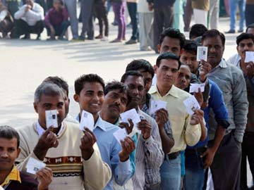 Assembly Elections 2013: 4-0 sweep for BJP, show exit polls for four big states