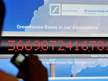 New greenhouse gas has higher global warming impact than Carbon dioxide