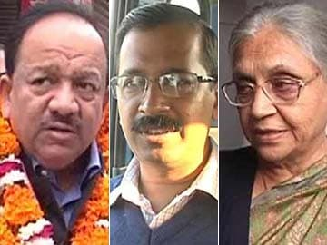 Delhi elections: What the three major parties promise in their manifesto