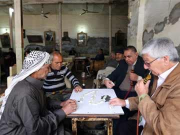 Iraq cafes advised how to stop a suicide bomber