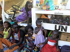 Fighting erupts in South Sudan flashpoint town, sanctions loom