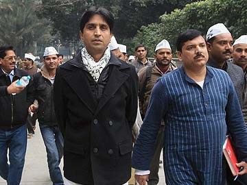 Won't contest Amethi, will win it: AAP's Kumar Vishwas