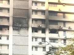Mumbai high rise fire: 'It just seems like a dungeon'
