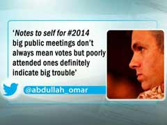 Assembly election 2013: never underestimate a newcomer, says Omar Abdullah in 'notes to self' for 2014