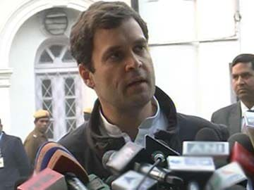 Rahul Gandhi has become a challenge for his own party: Smriti Irani