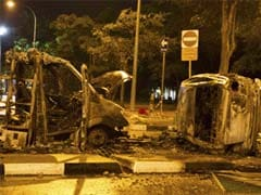 Two more Indians charged in Singapore for rioting