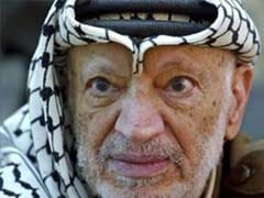 Russia says Yasser Arafat died of natural causes