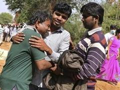 Andhra Pradesh train accident: the nightmarish wait