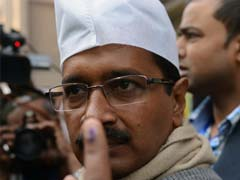 Delhi verdict: Arvind Kejriwal trails, his Aam Aadmi Party registers presence