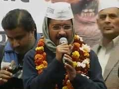 Delhi: Decision on government formation by tomorrow morning, says Arvind Kejriwal