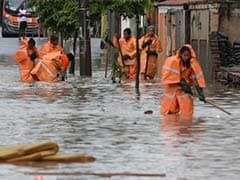 Heavy rain causes chaos in Rio; at least two dead
