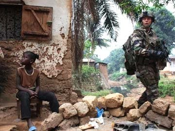 Dozens of bodies recovered after violence in Central African Republic