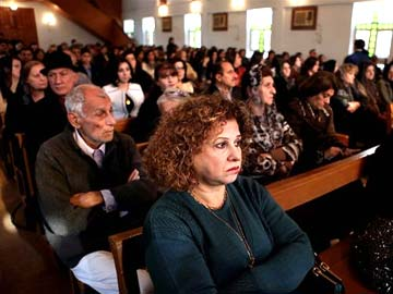 Christmas bomb attacks kill 34 in Baghdad's Christian areas