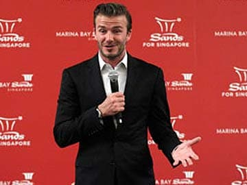 Body washes up on David Beckham's hideaway island in Maldives