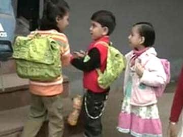 Delhi: Rules for admission to nursery relaxed
