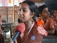 She writes, paints and plays the keyboard, with her feet: the story of little Kanmoni