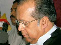 Should Justice Ganguly be sacked? President seeks home ministry's advice