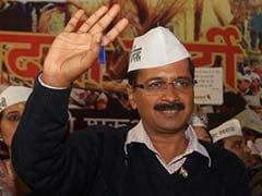At Delhi rally, Arvind Kejriwal's 'Kalavati' moment