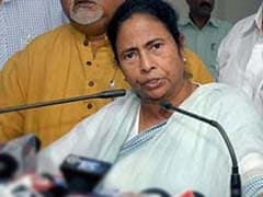 West Bengal Chief Minister Mamata Banerjee attends midnight mass
