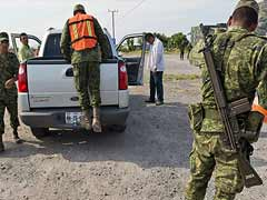 Mexican troops kill four municipal workers in apparent mistake