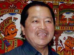 Lal Thanhawla sworn-in as Mizoram Chief Minister