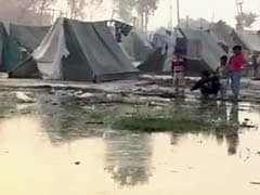 Donate blankets for Muzaffarnagar relief camps