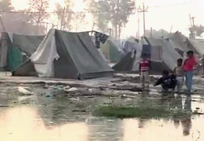 Donate blankets for Muzaffarnagar relief camps