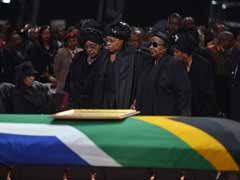 Nelson Mandela laid to rest