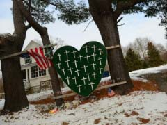 US releases chilling Newtown massacre documents