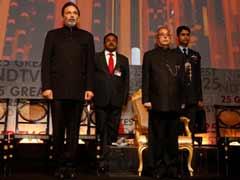 Prannoy Roy's speech on 25 years of NDTV