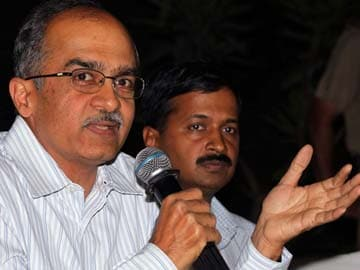 No question of supporting BJP, Prashant Bhushan's comments his own view: Arvind Kejriwal