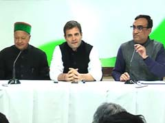 Rahul Gandhi says he disagrees with rejection of Adarsh report